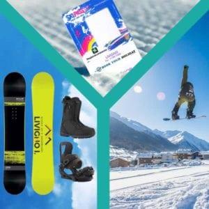 livigno services paccheeto snowboard standard skipass lezioni