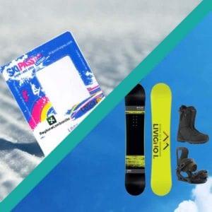 livigno services prodotto pacchetto skipass noleggio snowboard