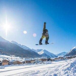 livigno services snowboard