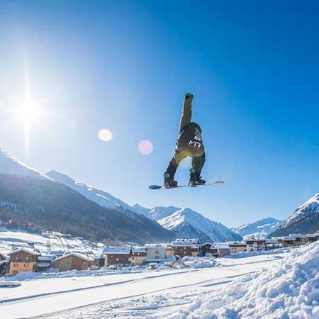 Lezioni Snowboard